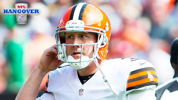 Playbook Brandon Weeden NFL Hangover