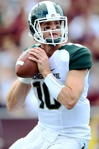 Michigan State's Andrew Maxwell