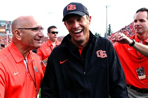 Mike Riley, Bob De Carolis
