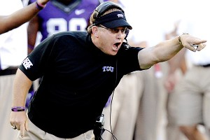 TCU's Gary Patterson