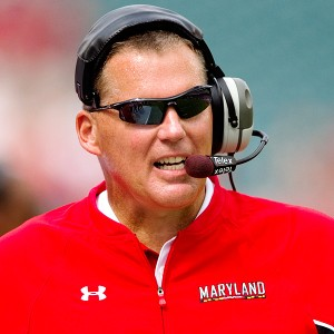 Maryland's Randy Edsall