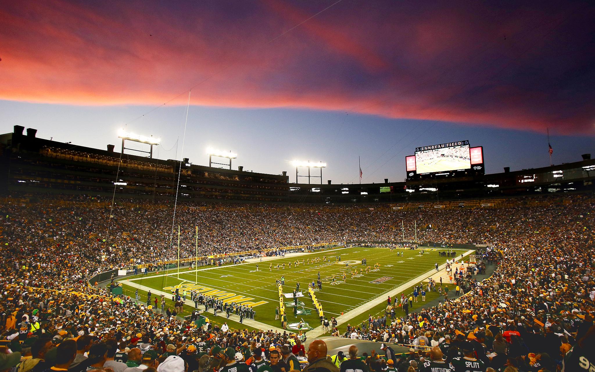 Lambeau Field - Photos of the Day September 14, 2012 - ESPN