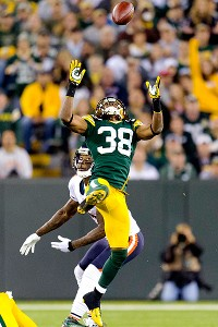 Green Bay's Tramon Williams