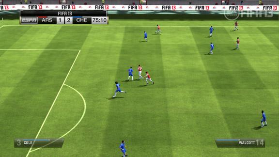 FIFA Wii Controller