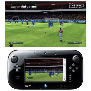 FIFA Wii U screen