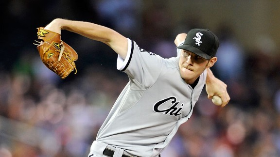 Chris Sale Medias Blancas