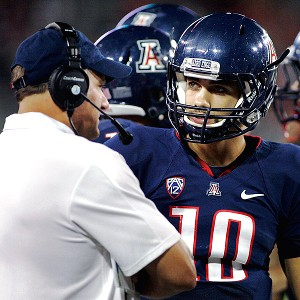 Rich Rodriguez, Matt Scott