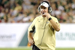 South Florida's Skip Holtz