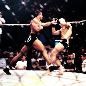 Vitor Belfort defeats Wanderlei Silva 1998
