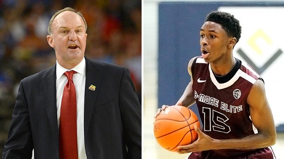 Thad Matta, Kameron Williams