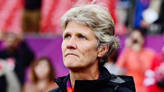Pia Sundhage's return to Sweden wasn't a total surprise; the coach has long talked about returning to coach in her homeland.