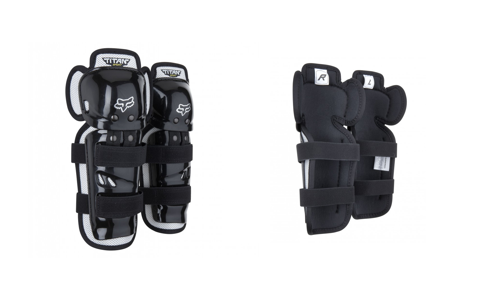 Armor:  Fox Titan Sport Knee Guard