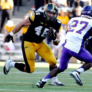 Iowa's Mark Weisman