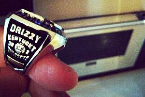Drake UK Champ RIng