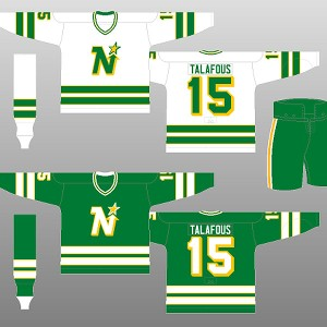 The Hockey Uniform