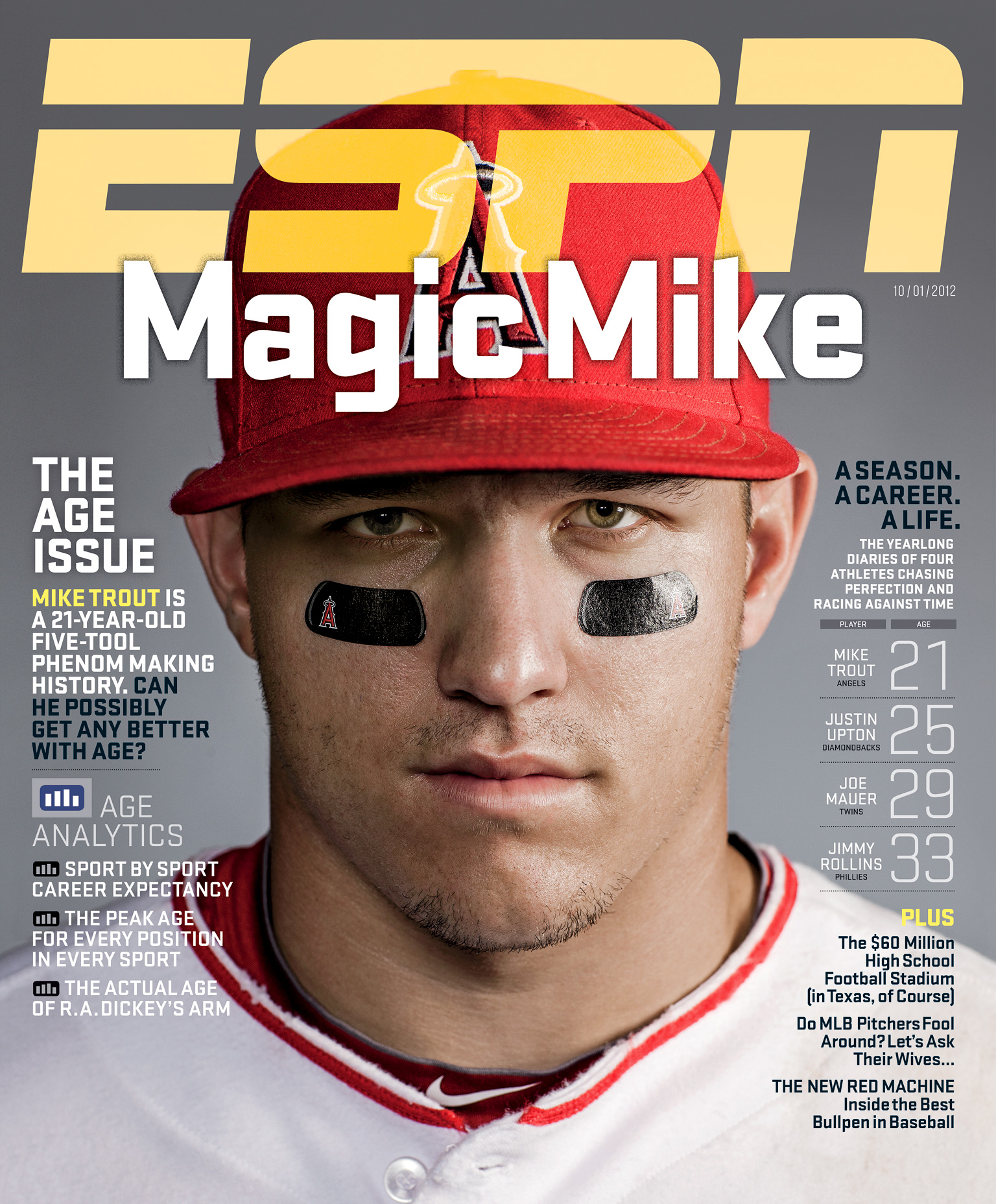 ESPN The Magazine's Age Issue
