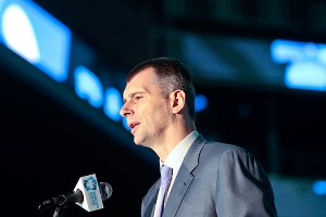 "> Prokhorov: ""Nets five year title plan still on schedule"" - Photo posted in BX SportsCenter 