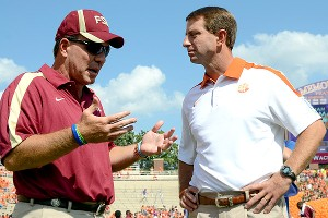 Jimbo Fisher and Dabo Swinney