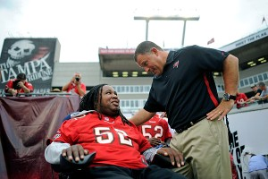 Greg Schiano, Eric LeGrand