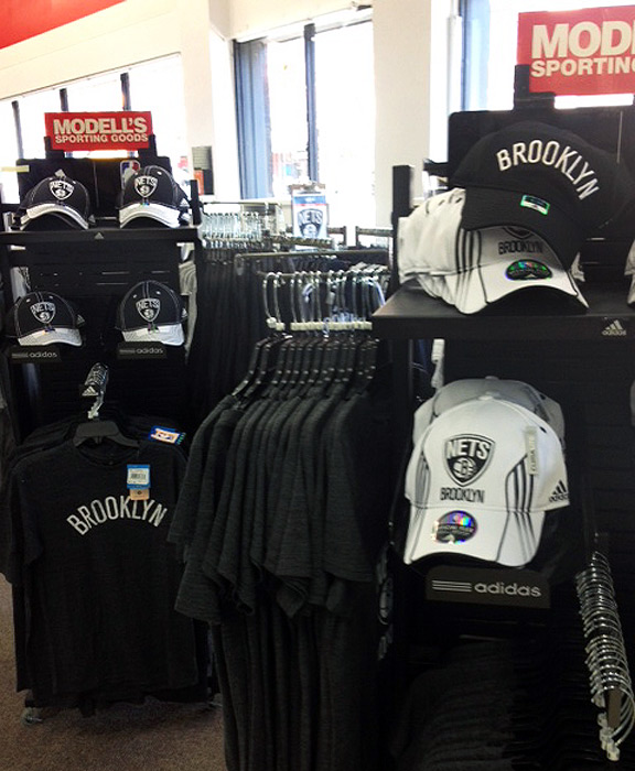 Nets merchandise sales