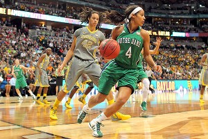 Brittney Griner and Skylar Diggins