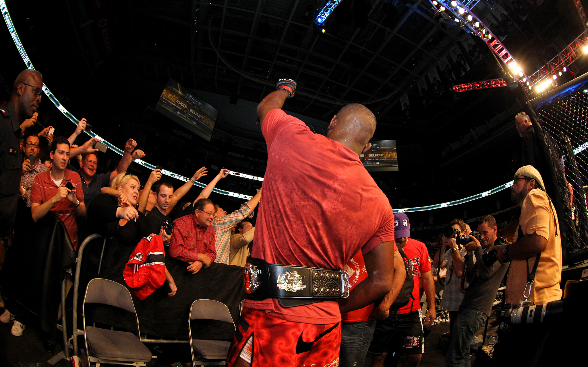 Jon Jones vs. Vitor Belfort