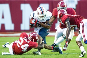 Alabama defense