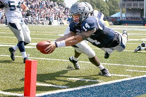 Old Dominion quarterback Taylor Heinicke