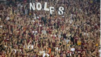 Florida State Seminoles fans at Doak S. Campbell Stadium