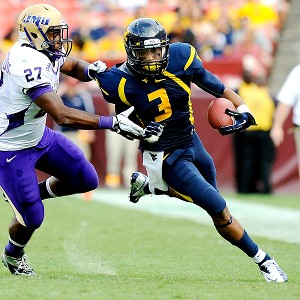 West Virginia's Stedman Bailey