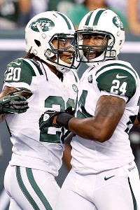 Kyle Wilson and Darrelle Revis