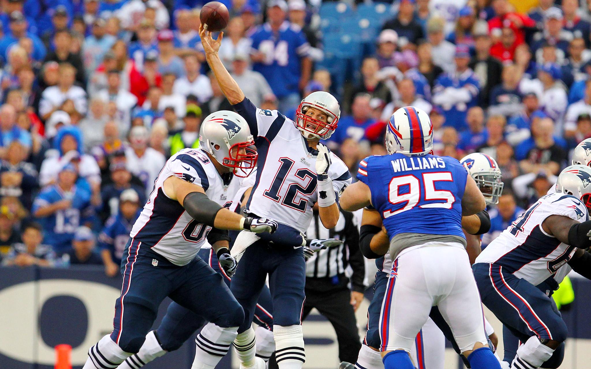 Week 4: Patriots 52, Bills 28