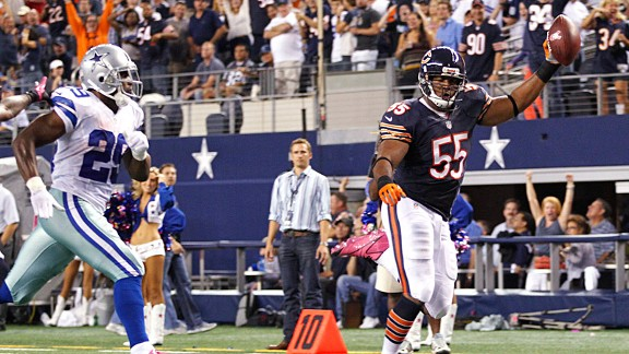 Lance Briggs