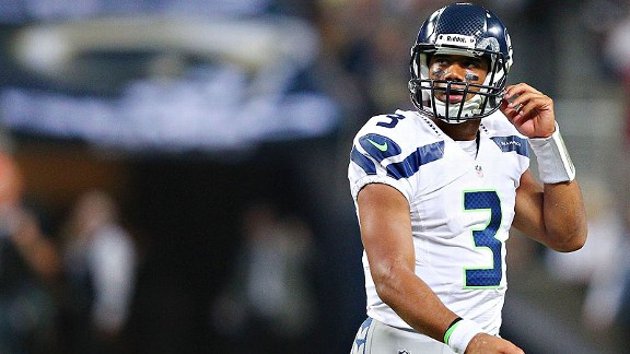 QBR ranks: Sticking with Russell Wilson