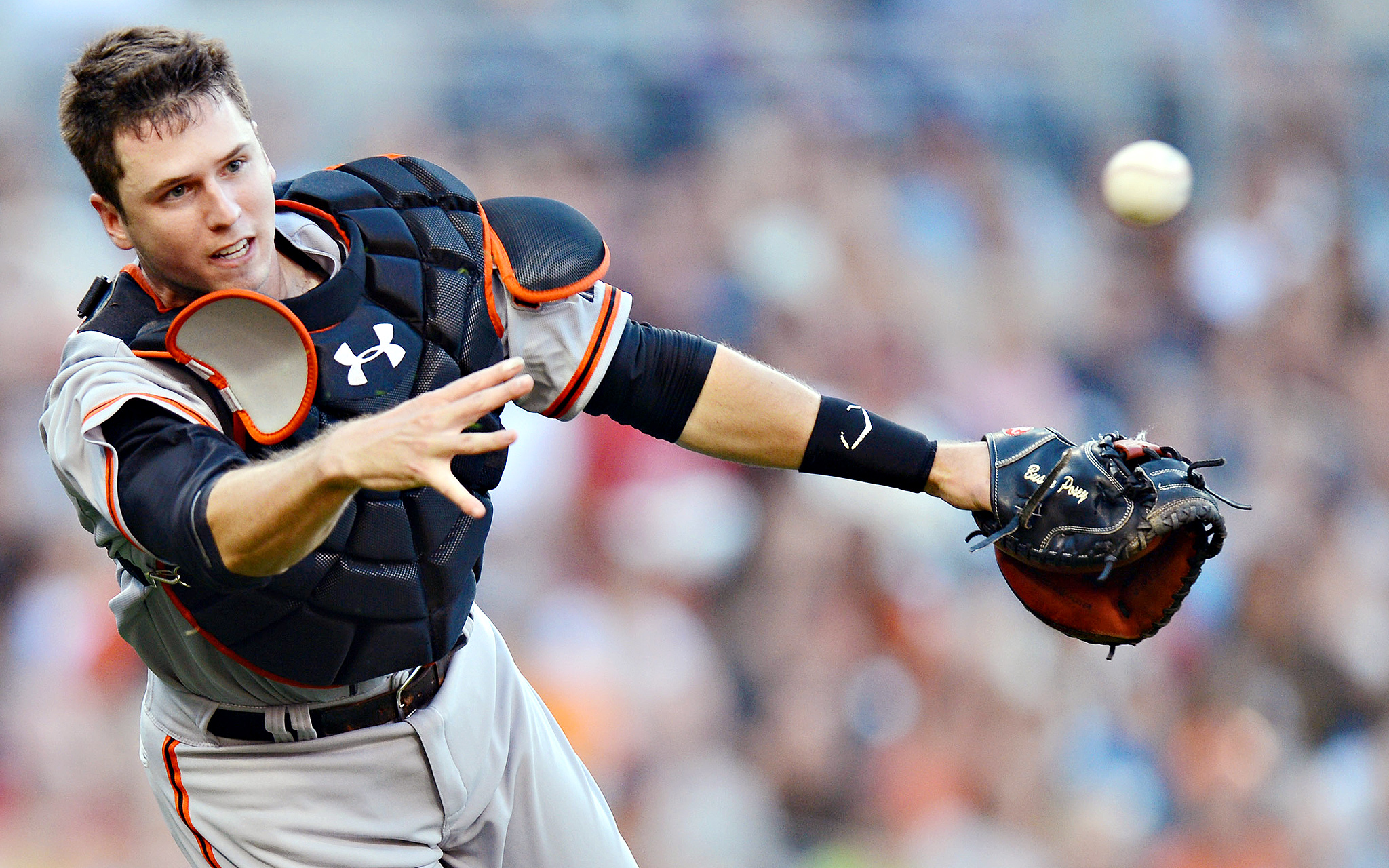 Buster Posey, C