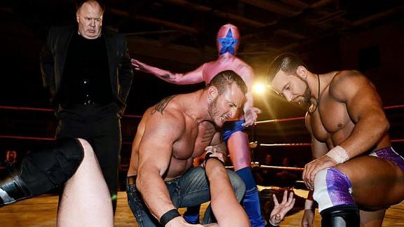 Belding Wrestling