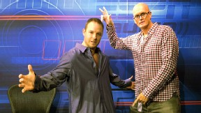 Scott Van Pelt and Ryen Russillo