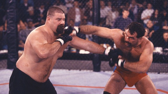 Tank Abbott, Don Frye