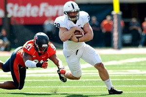 Penn State's Zach Zwinak