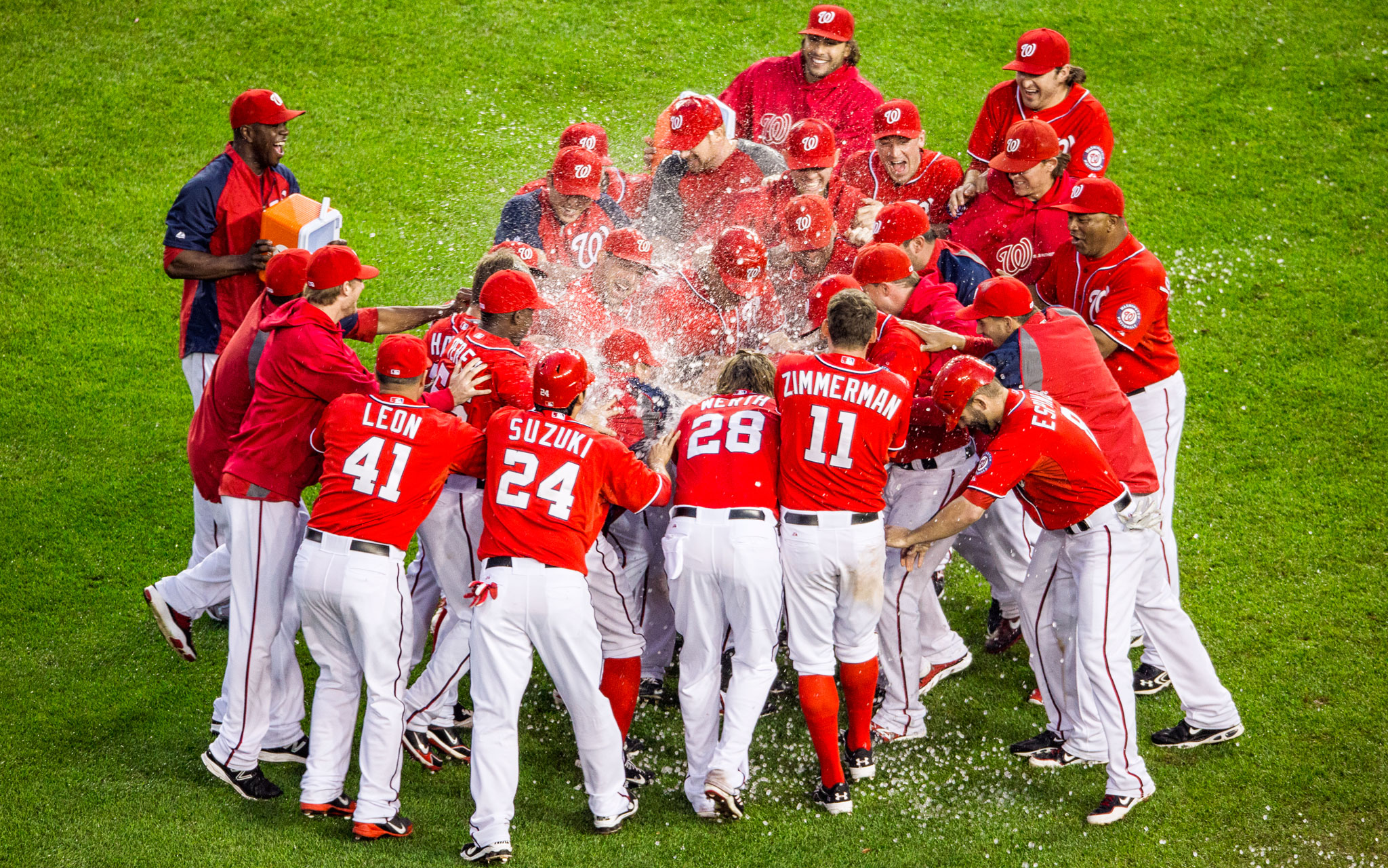 A September To Remember The Washington Nationals Cruise