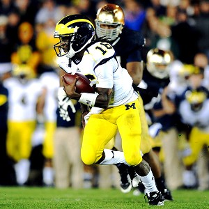 Denard Robinson