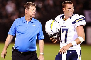 Norv Turner, Philip Rivers