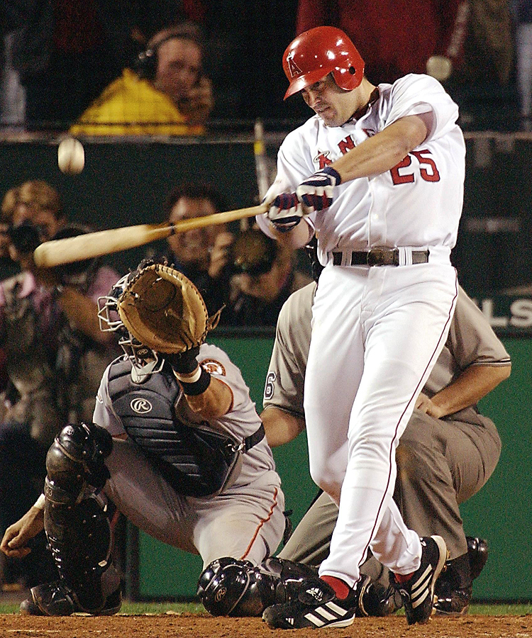 2002 WS: Angels over Giants