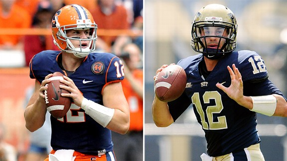 Ryan Nassib and Tino Sunseri