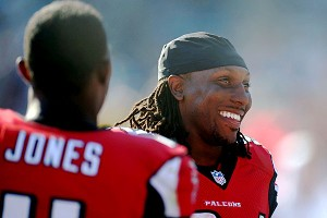 Jake Roth/US Presswire Roddy White has 27 receptions for 413 yards so