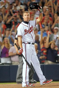Chipper well-prepared for final postseason run