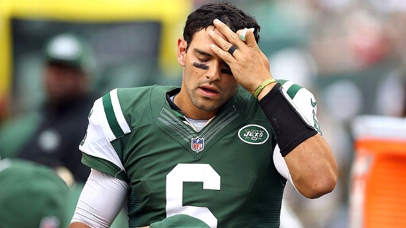 Clock is ticking on Mark Sanchez