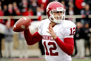 Oklahoma's Landry Jones