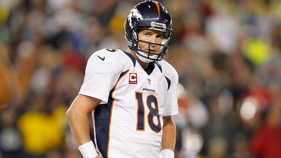 Broncos have to improve around Manning
