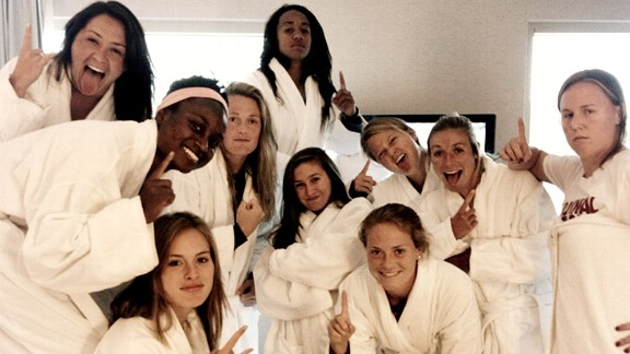 Stanford Women's Soccer